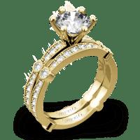 Simon G. MR1546 Delicate Diamond Wedding Set - Whiteflash ...