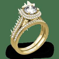 Simon G. MR2395 Passion Diamond Wedding Set - Whiteflash ...
