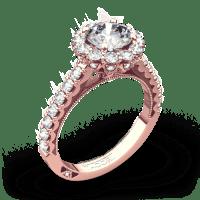 Rose Gold Engagement Rings Tacori | www.pixshark.com ...