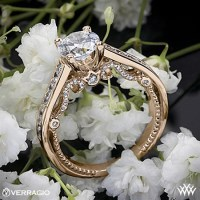 Verragio Beaded Channel-Set Diamond Engagement Ring | 1937