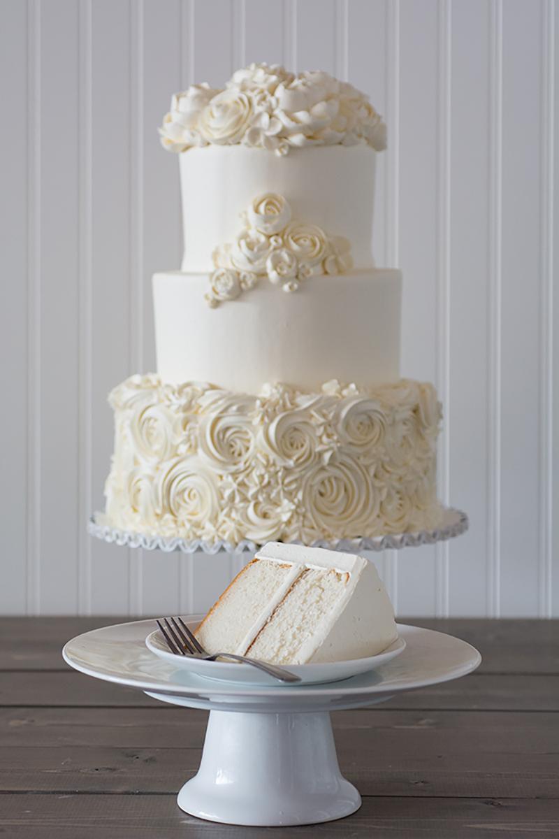 Store White Flower Cake Shoppe