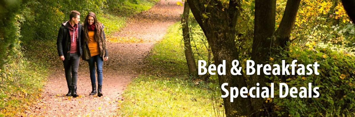 White Garden Inn Specials