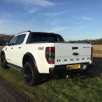 Ford Ranger Wildtrak White Hot Edition 09 White Hot Vanswhite Hot Vans