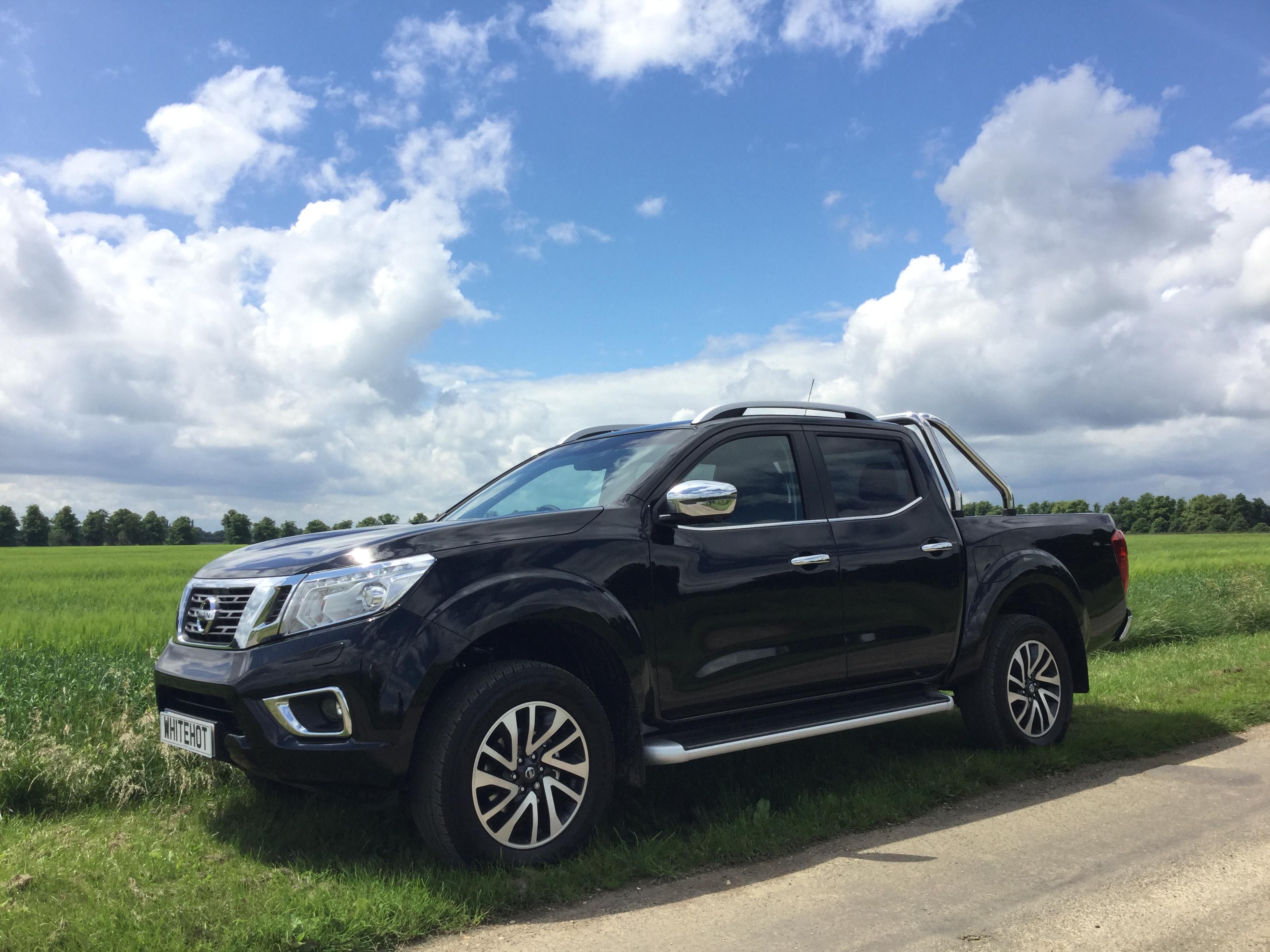 New Nissan Navara For Sale Get Vans Finance Lease Uk