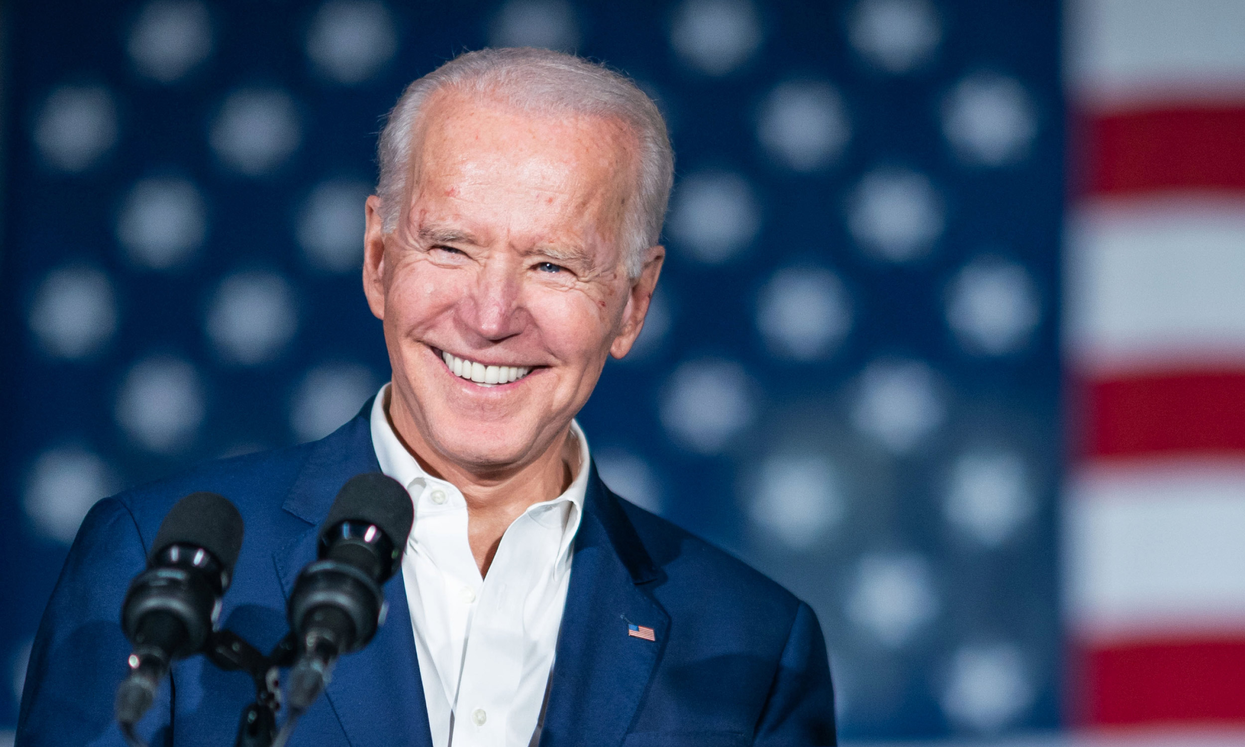 Joe Biden Hails 'Unprecedented' American Unity on .9 Trillion Covid Stimulus