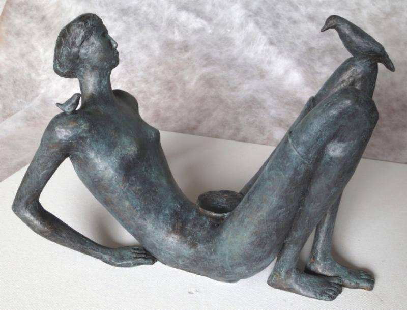 Elizabeth Waugh Sculpture Whitehouse Gallery