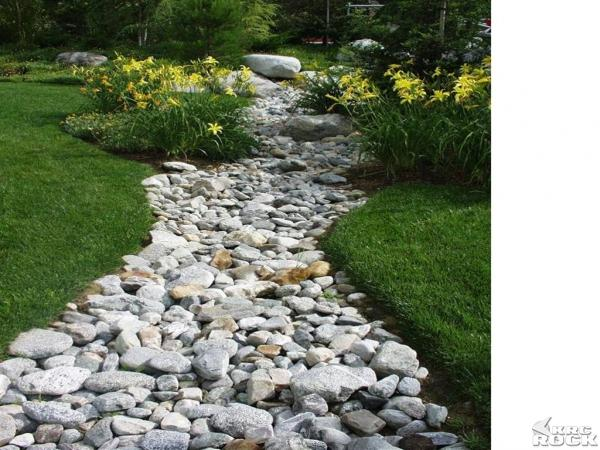 dry creek beds and benefits