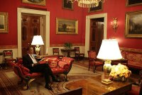 Red Room - White House Museum