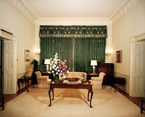 Kennedy Renovation  White House Museum