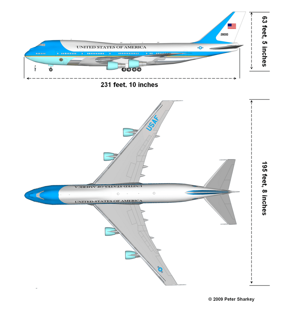 medium resolution of air force one