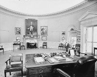 Oval Office History - White House Museum