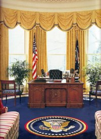 Resolute Desk - White House Museum