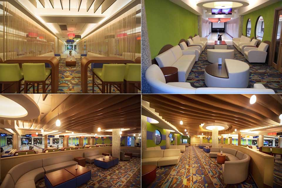 Bowling Center Feasibility and Design