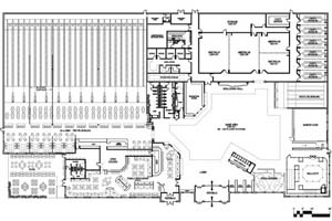 Family entertainment center (FEC) feasibility, design and