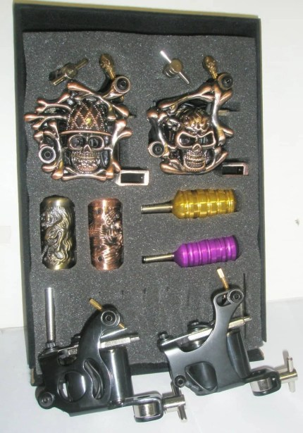 Tattoo Machine Guns accessories