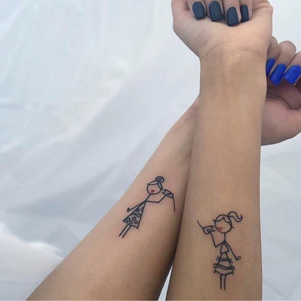 Twin Arm tattoo