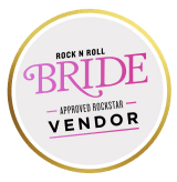 rock n roll bride logo
