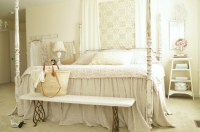 Master Bedroom Makeover On The Cheap - White Lace Cottage