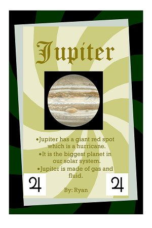Planet Jupiter Project Ideas Pics About Space