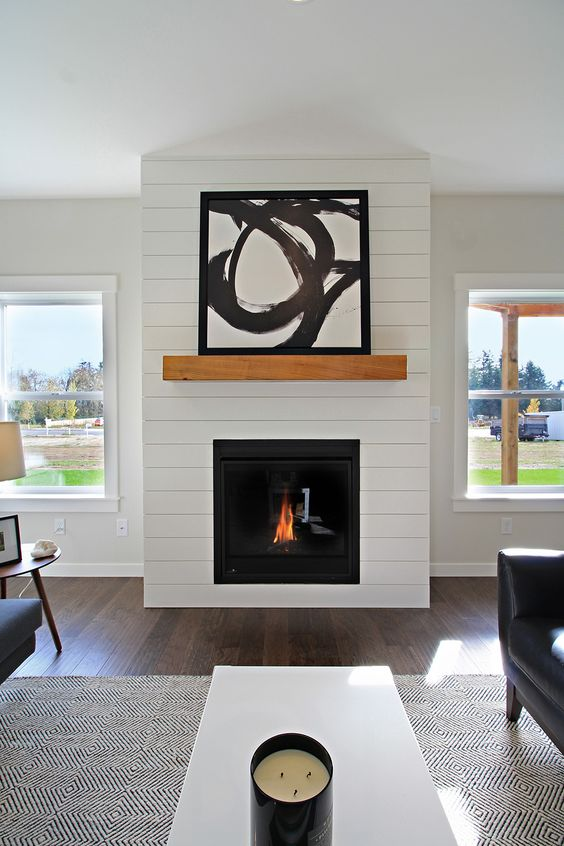 small living room layout with fireplace decor ideas 2018 trends - white lane