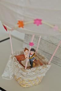 WHITELILYSTYLE I Heiluftballon basteln I Geldgeschenk zur Hochzeit