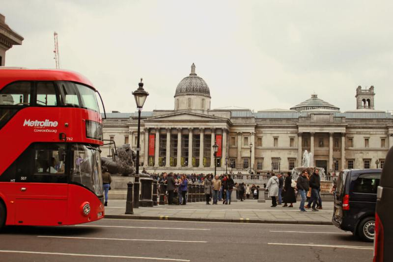 London zu Fuß erkunden I Sightseeing Tour London Geheimtipps