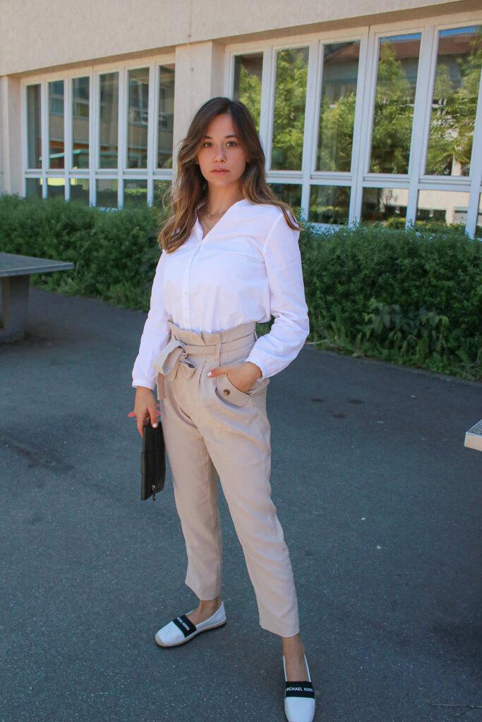 Business Casual Look im Sommer – So kombinieren wir ein weißes Hemd im Sommer