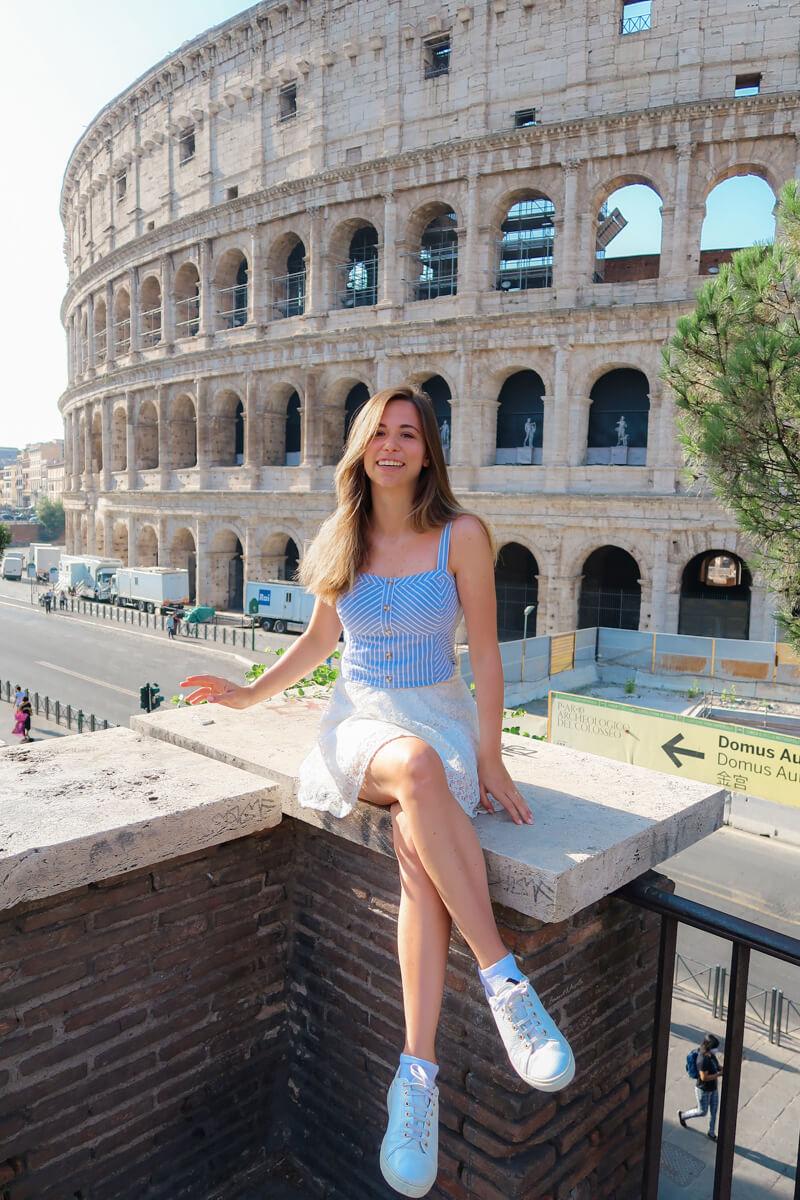 Rom Klassiker - Sehenswürdigkeiten und 6 Tipps für fabelhafte Instagram Pictures in Rom - Reiseblog whitelilystyle1
