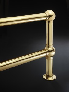 White Metal  Balustrade and Railing Systems Brass Bar Rail Fittings  White Metal  Balustrade