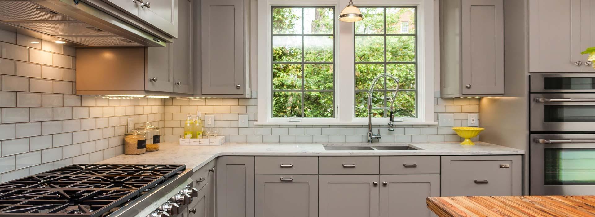 White Oak Custom Builders  Kitchen  Bathroom Remodeling