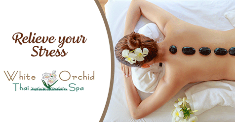 Best Massage In Newhall | White Orchid Thai Spa