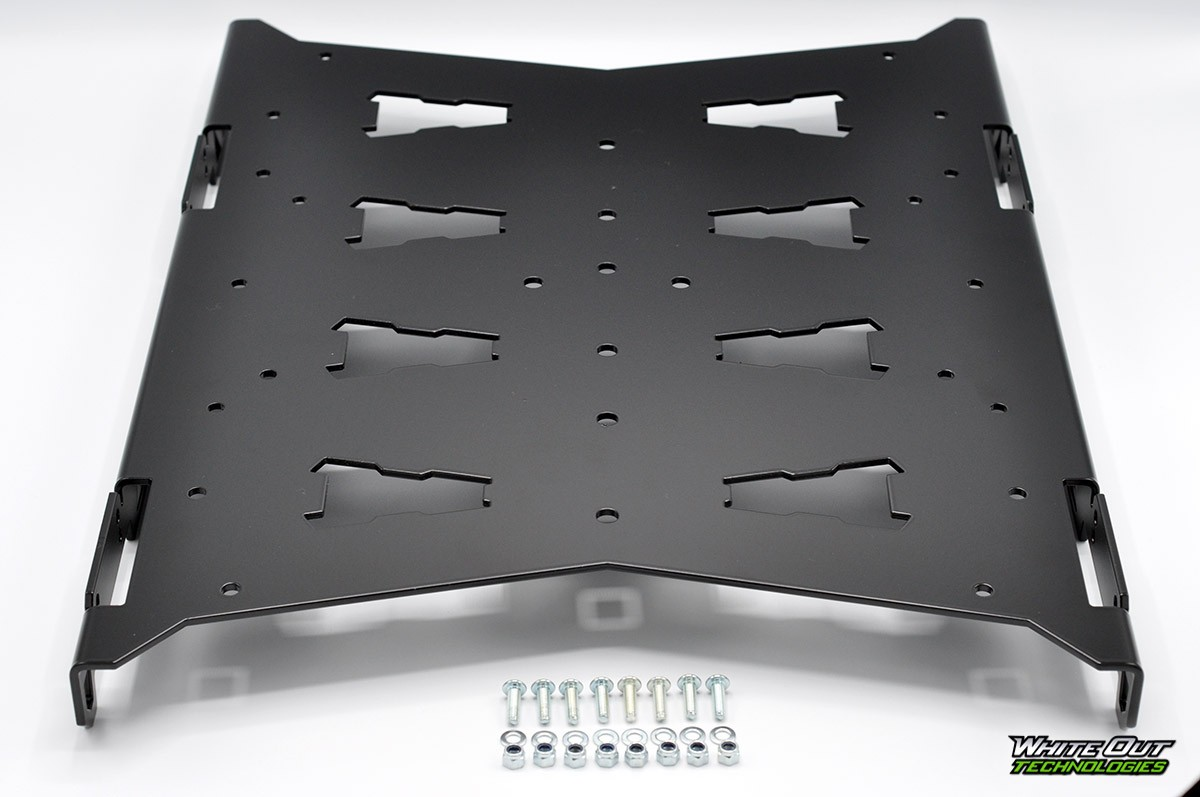 cargo rack 2 0 for linq white out