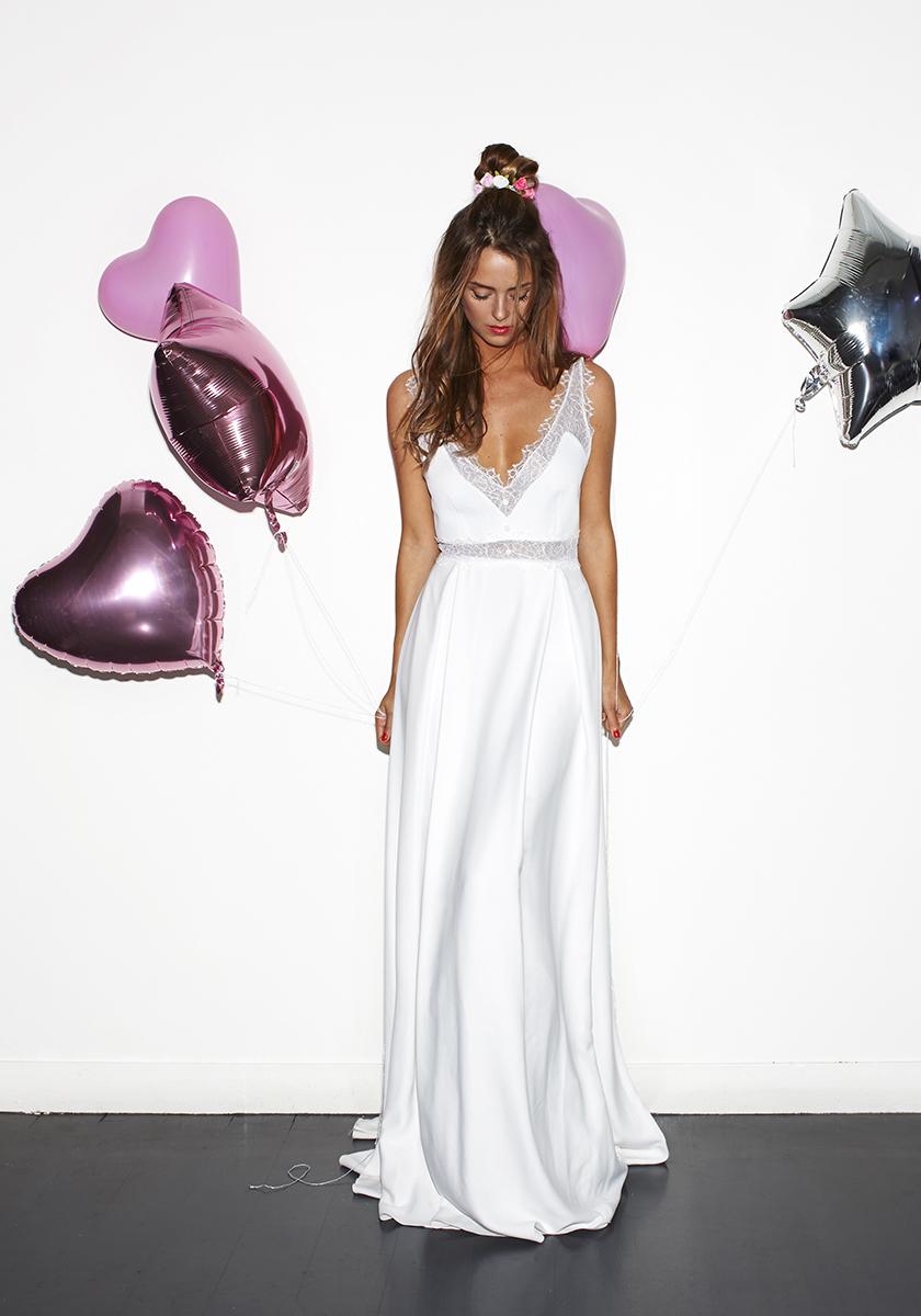 Beste Sluty Brautkleid Fotos - Hochzeit Kleid Stile Ideen ...