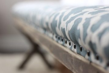 Upholstered DIY Bench