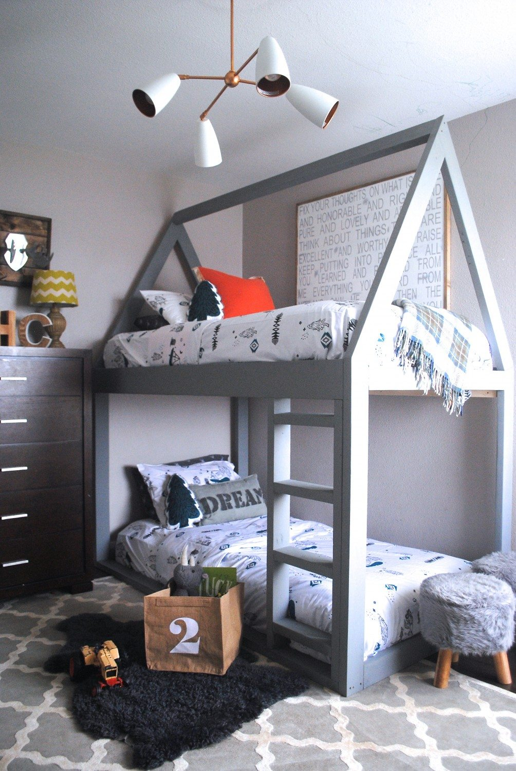 Land of Nod, Land of Nod Bedroom, Boys Bedroom