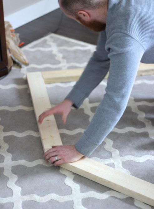 Build a House Bunk Bed, Tutorial, Bed Plans, House Bed