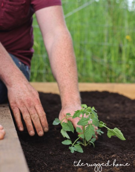 Make Easy Raised Garden Beds, How To Make a Raised Garden Bed, Easy Garden Beds