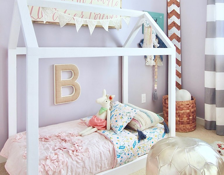 Toddler House Bed [ DiY ]