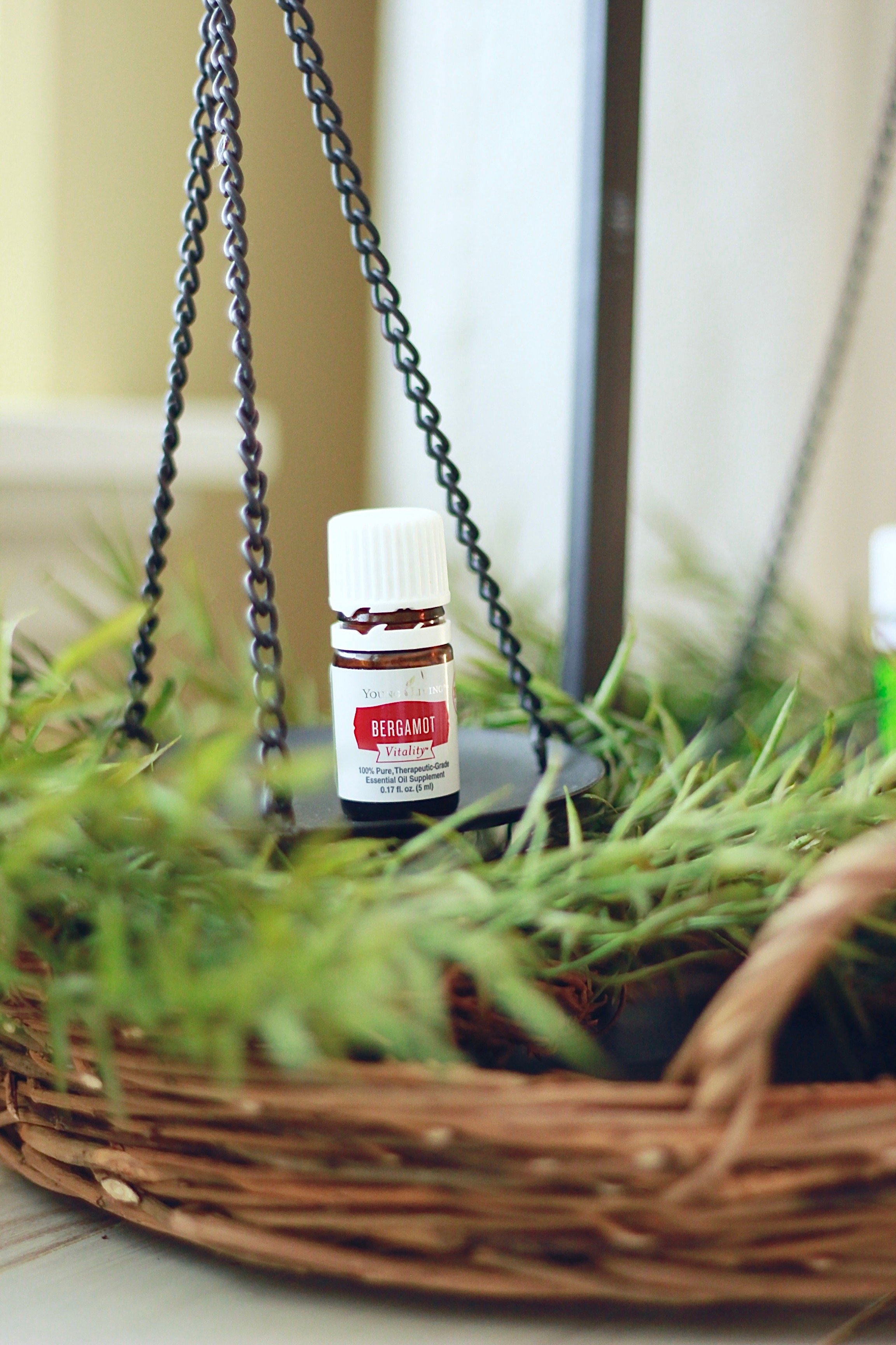 How I Helped My Withdrawal Symptoms in minutes with bergamot essential oil. Young Living, Natural Living www.whitepicketfarmhouse.com