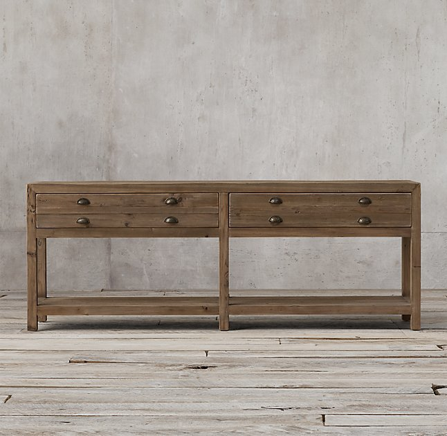 Restoration Hardware - Printmakers Console