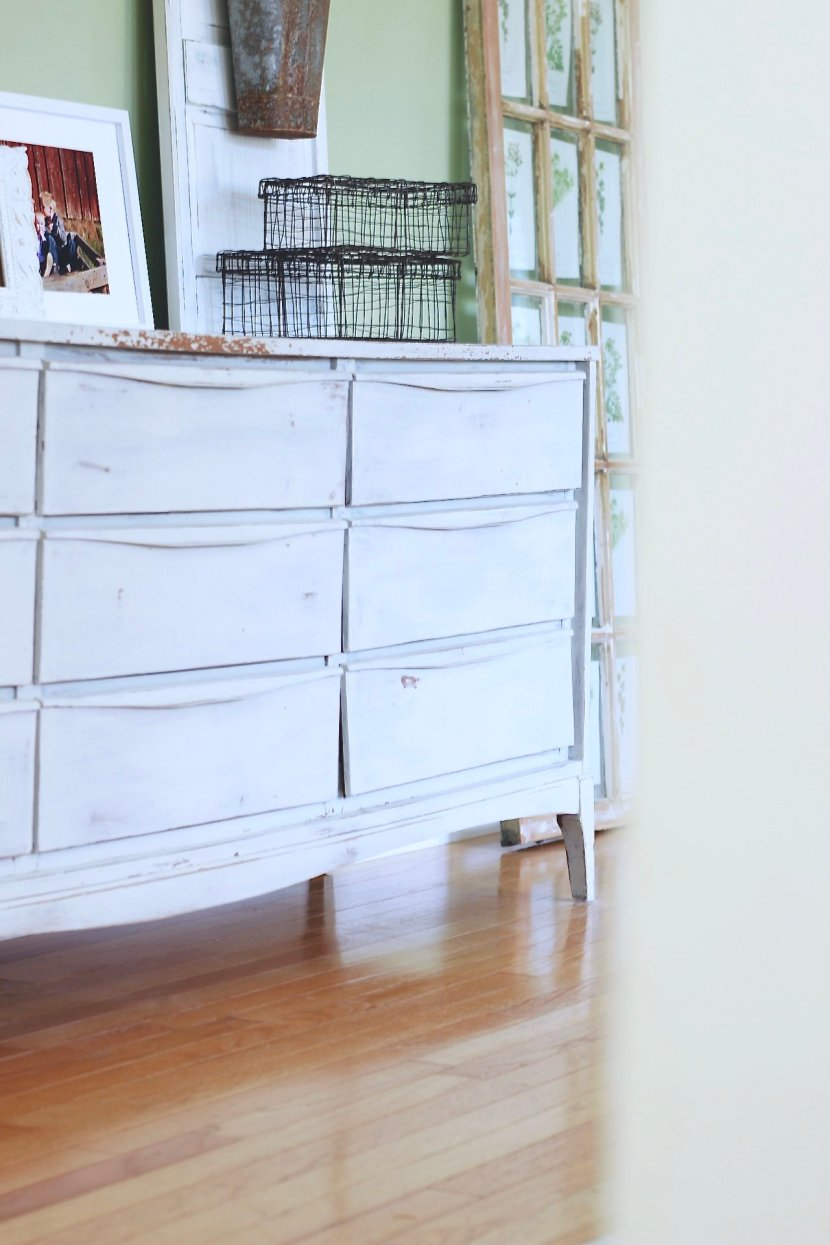 Miss Mustard Seed Refinished Piece, Free Chippy Buffet