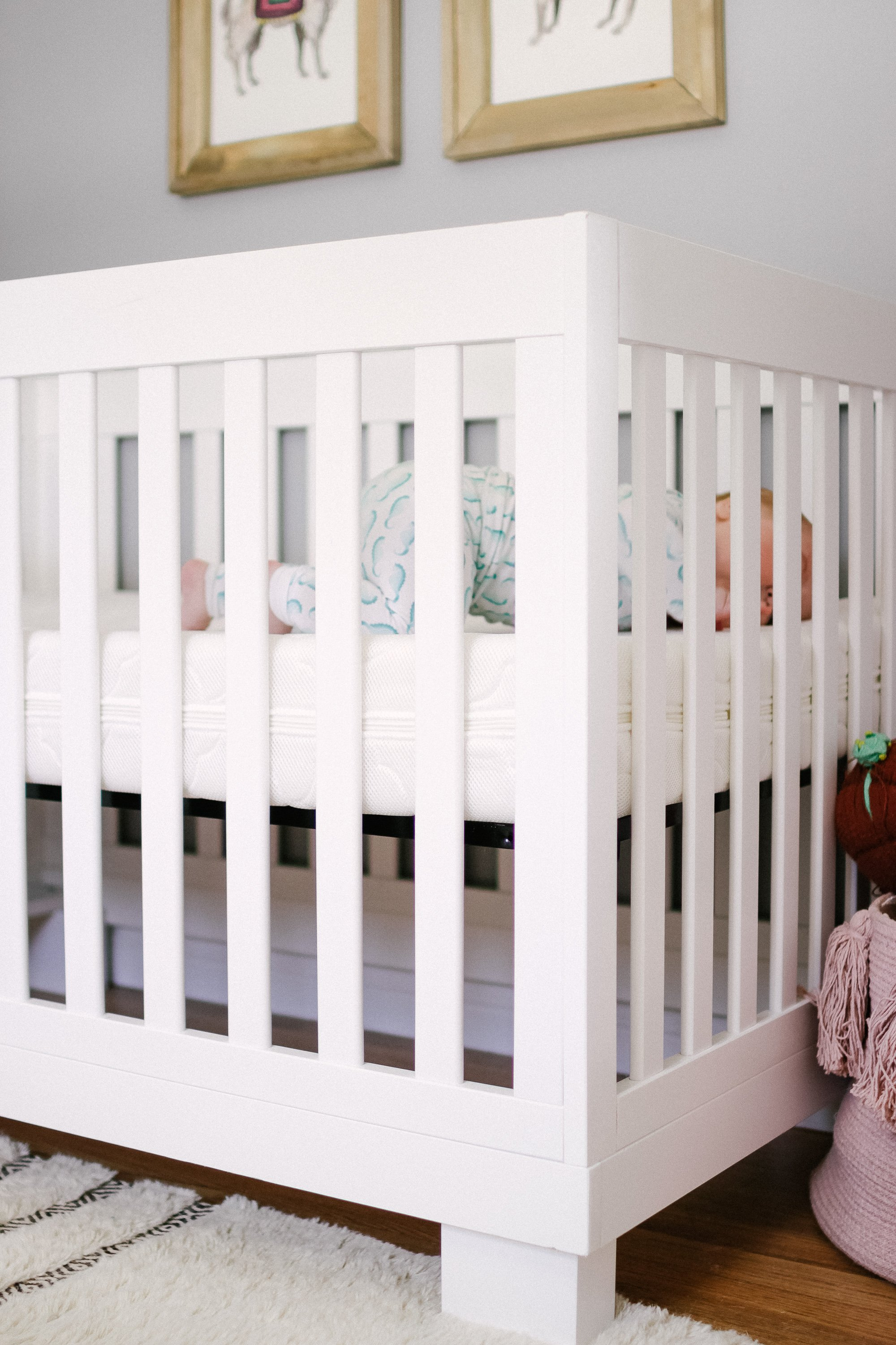 Review On The Newton Baby Crib Mattress and our last three months with it