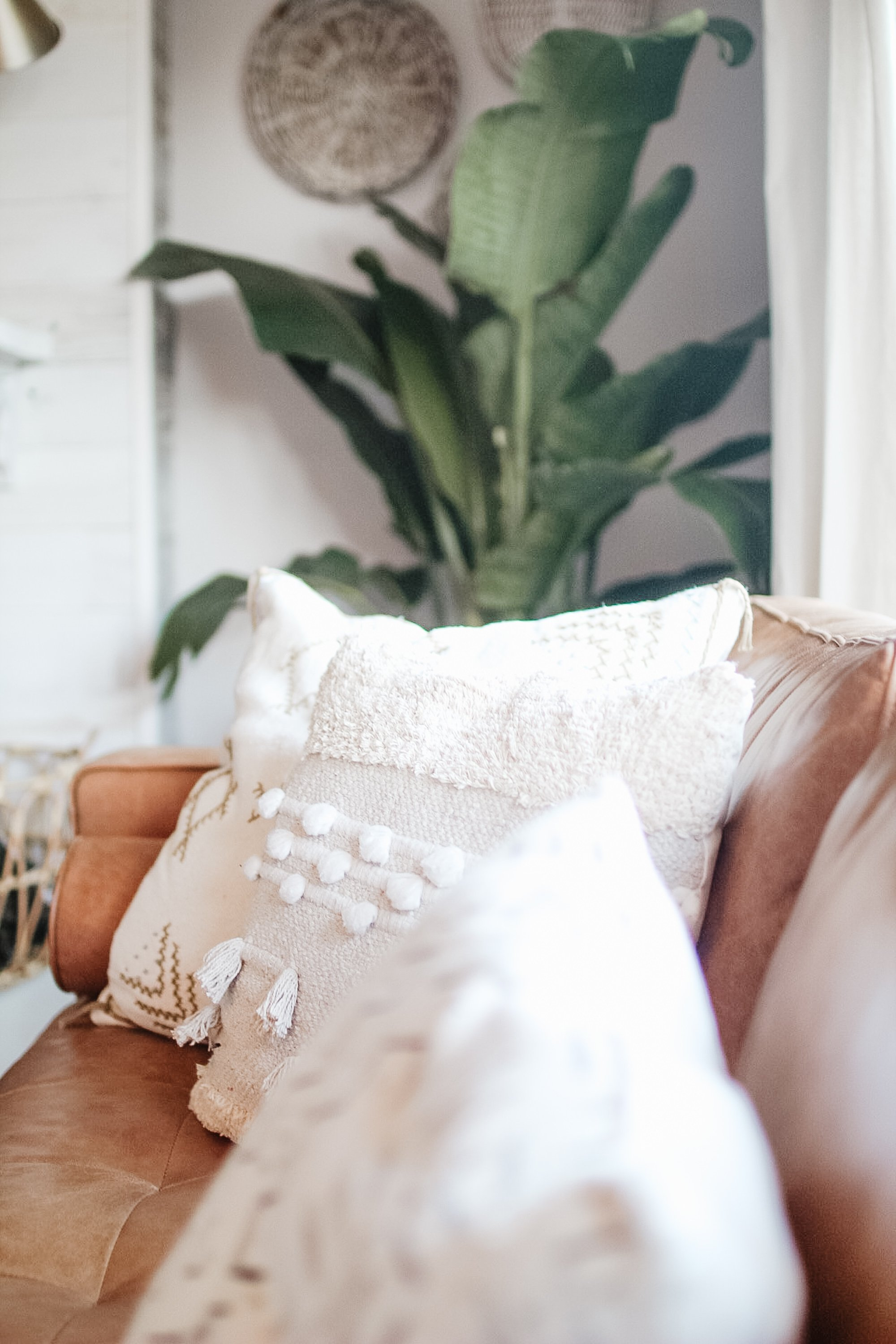 Modern Farmhouse styled with pieces from Structube. A Canadian furniture store. Super affordable furniture that fits any budget. See how I styled It in my space