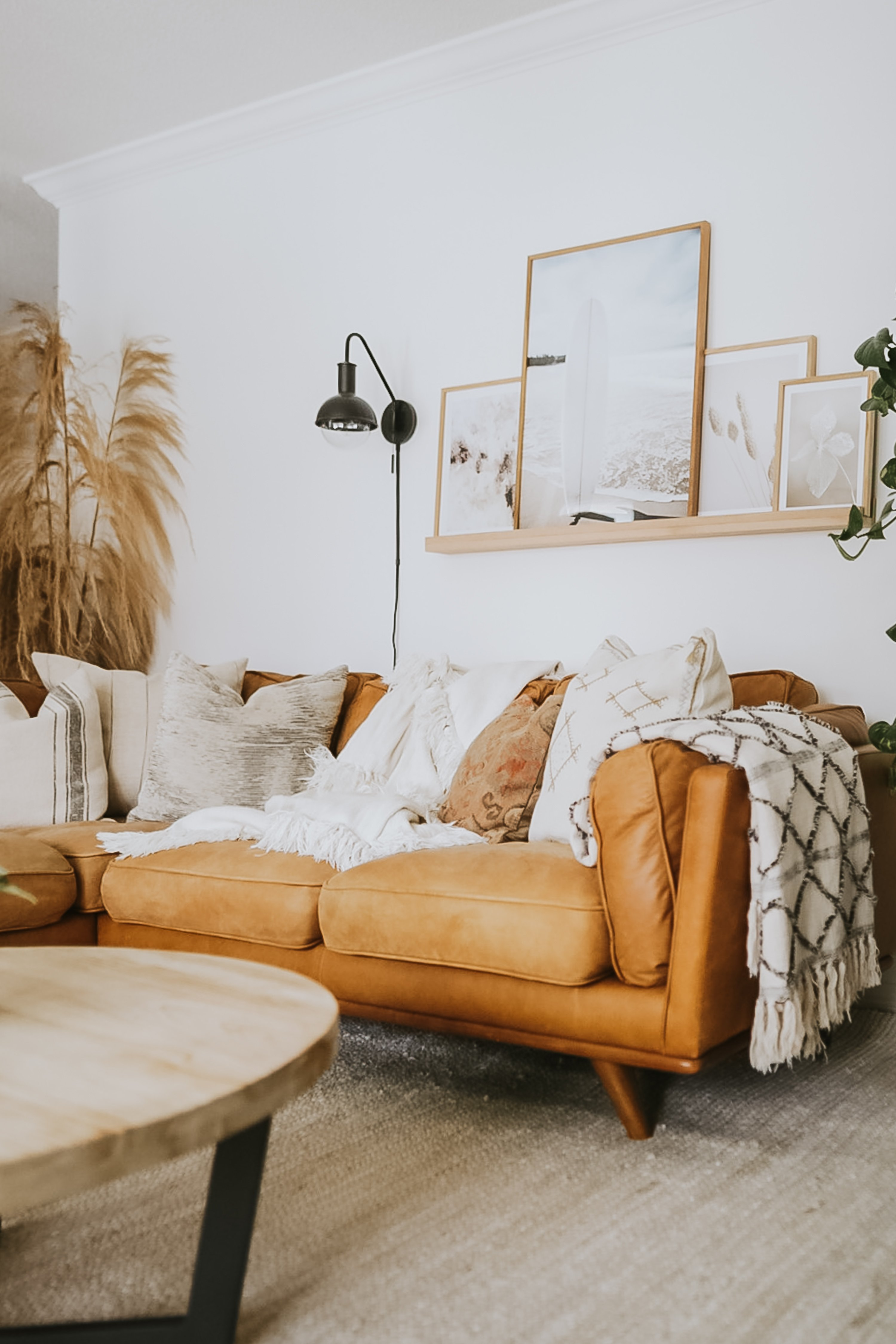 Our Modern Bohemian Rental [ Before and After ] How to transform a space without demolition. A little paint and imagination goes so far in making a space your own.