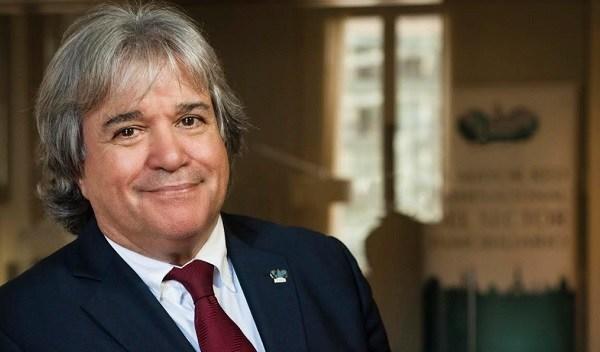 Ramón Riera, presidente de FIABCI y propietario de Eurofincas, en El País
