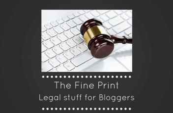 Legal stuff