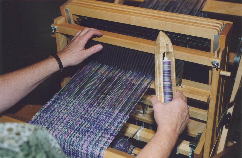 rigid heddle loom diagram glowshift trans temp gauge wiring floor looms weavolution standard