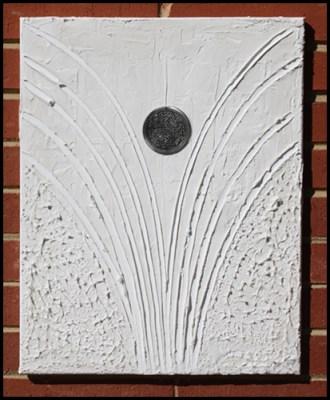 Wave Front Emblem by Heather Miller of WhiteRosesArt.com