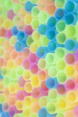 Straw Circles III by Heather Miller of WhiteRosesArt.com