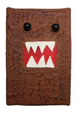 Domo by Heather Miller | WhiteRosesArt.com